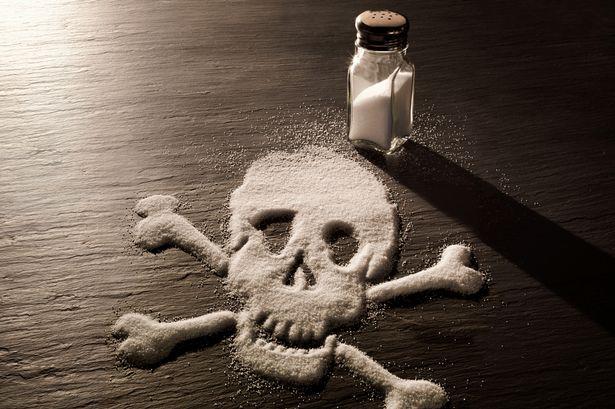 αλάτι και αιμοκάθαρση