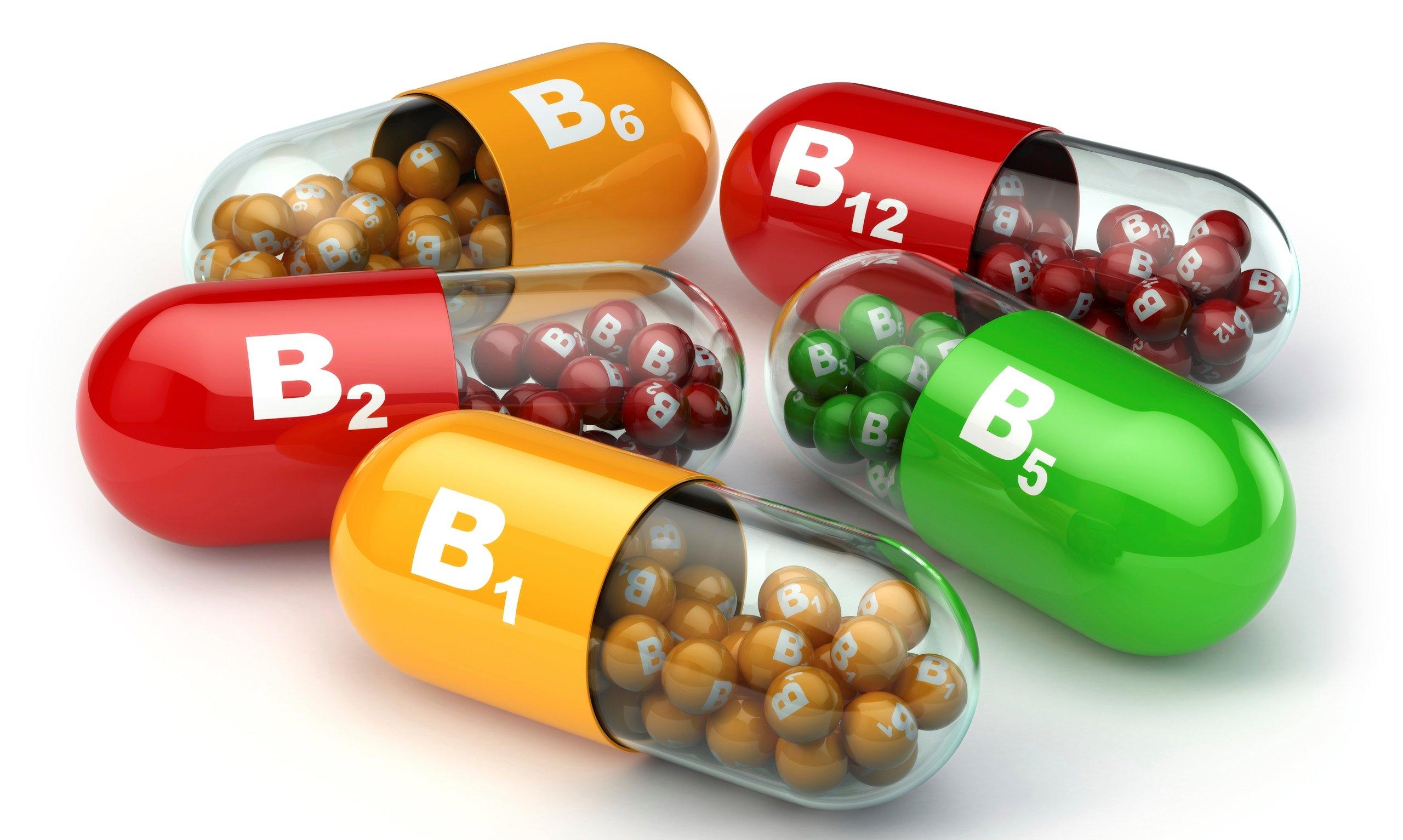 Βιταμίνες στην Αιμοκάθαρση